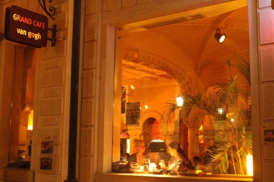 Van Gogh Grand Cafe