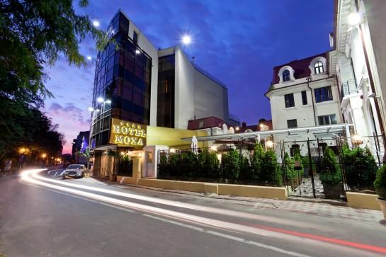 Moxa Hotel