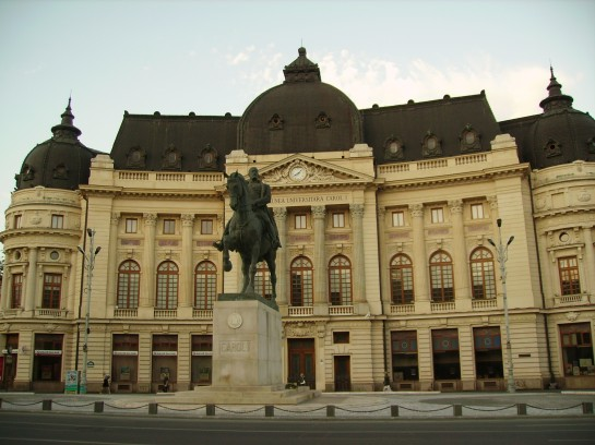 Biblioteca Centrala Universitara Bucuresti